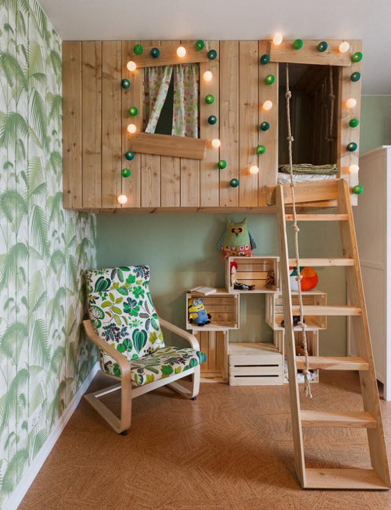 необычные детские комнаты фото 3