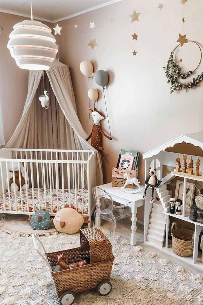 Дизайн интерьера детской комнаты фото 11