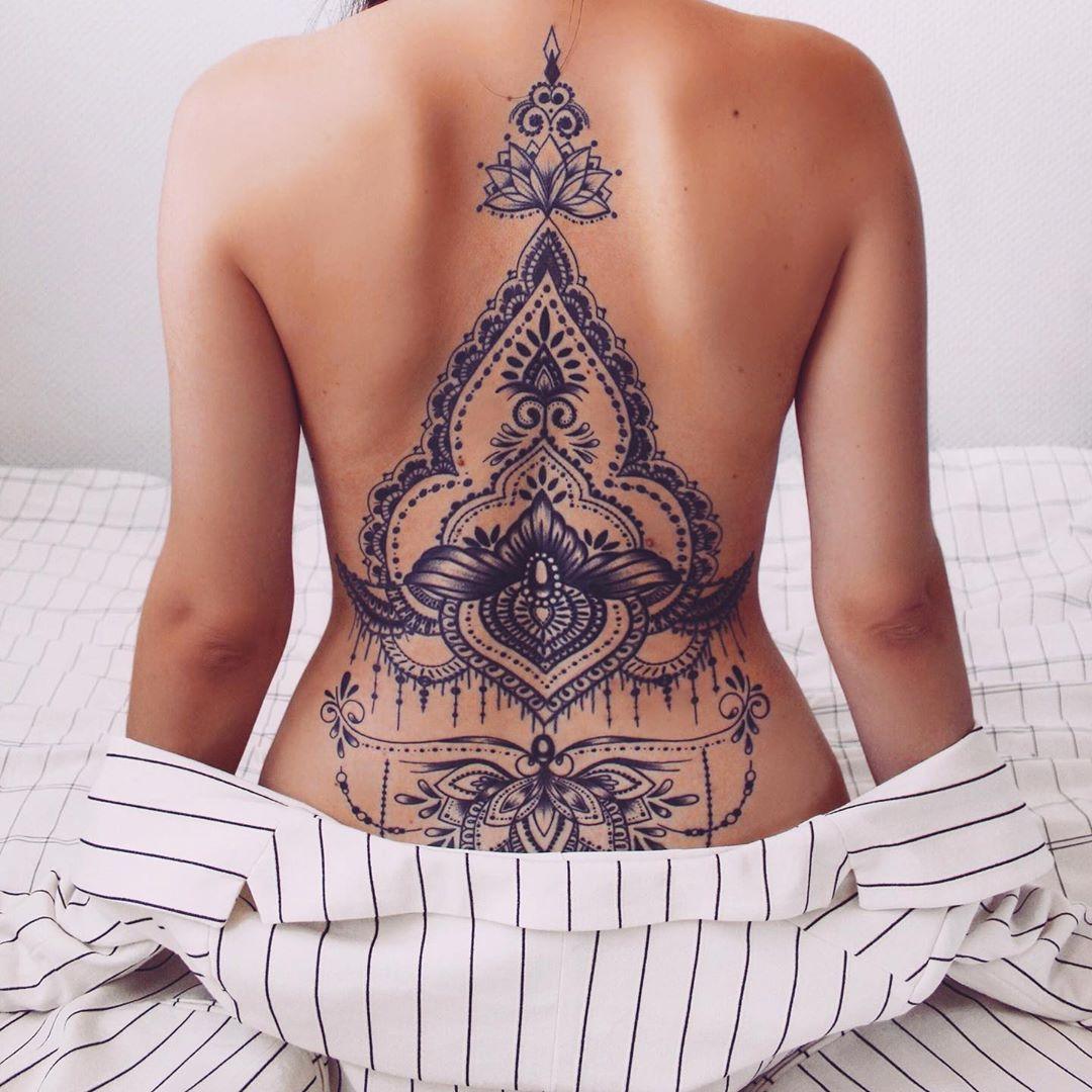 Татуировки-обереги от любого зла фото 21