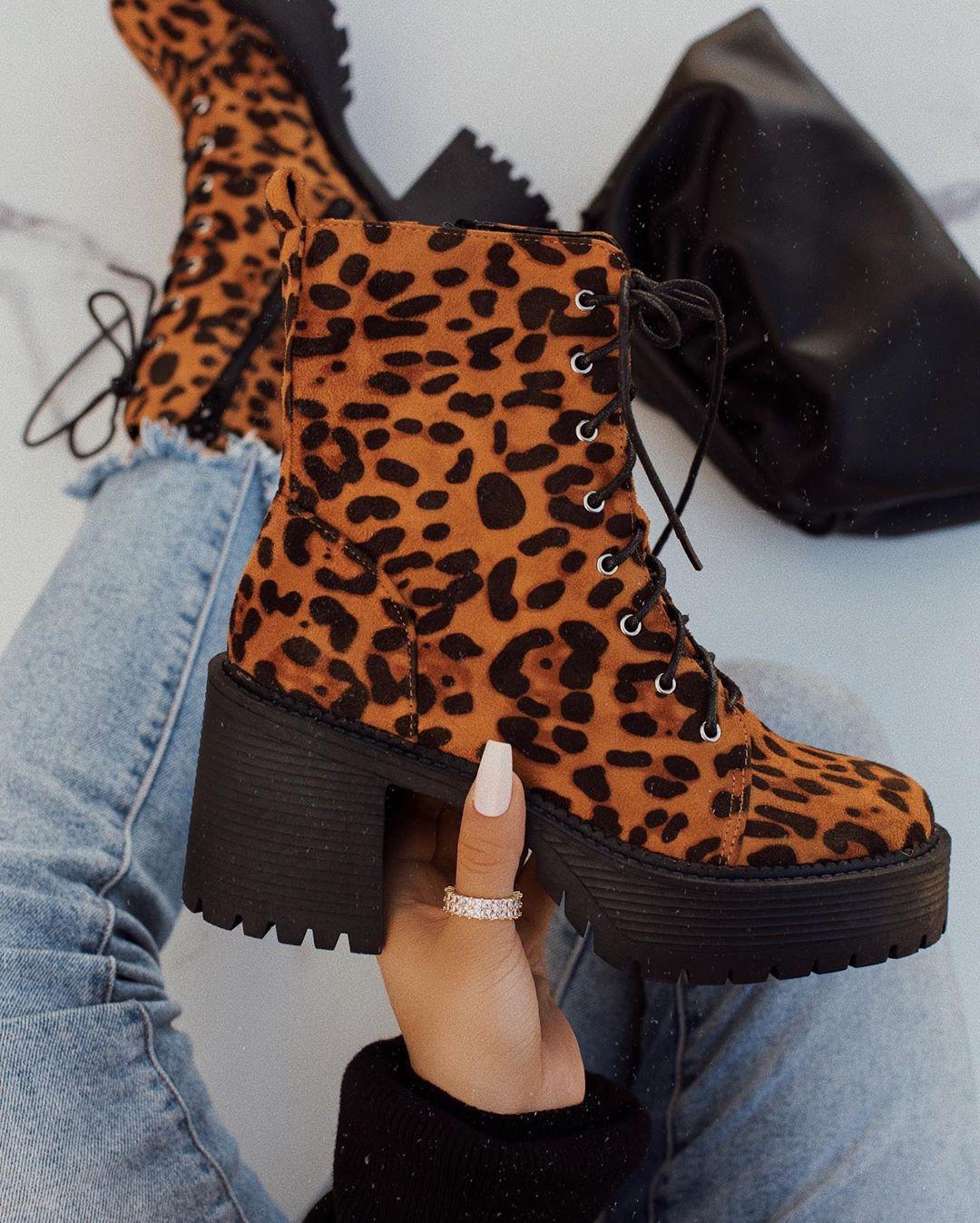 Зимние ботинки 2020 фото 10