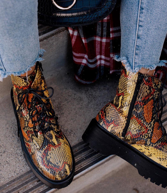 Зимние ботинки 2020 фото 14