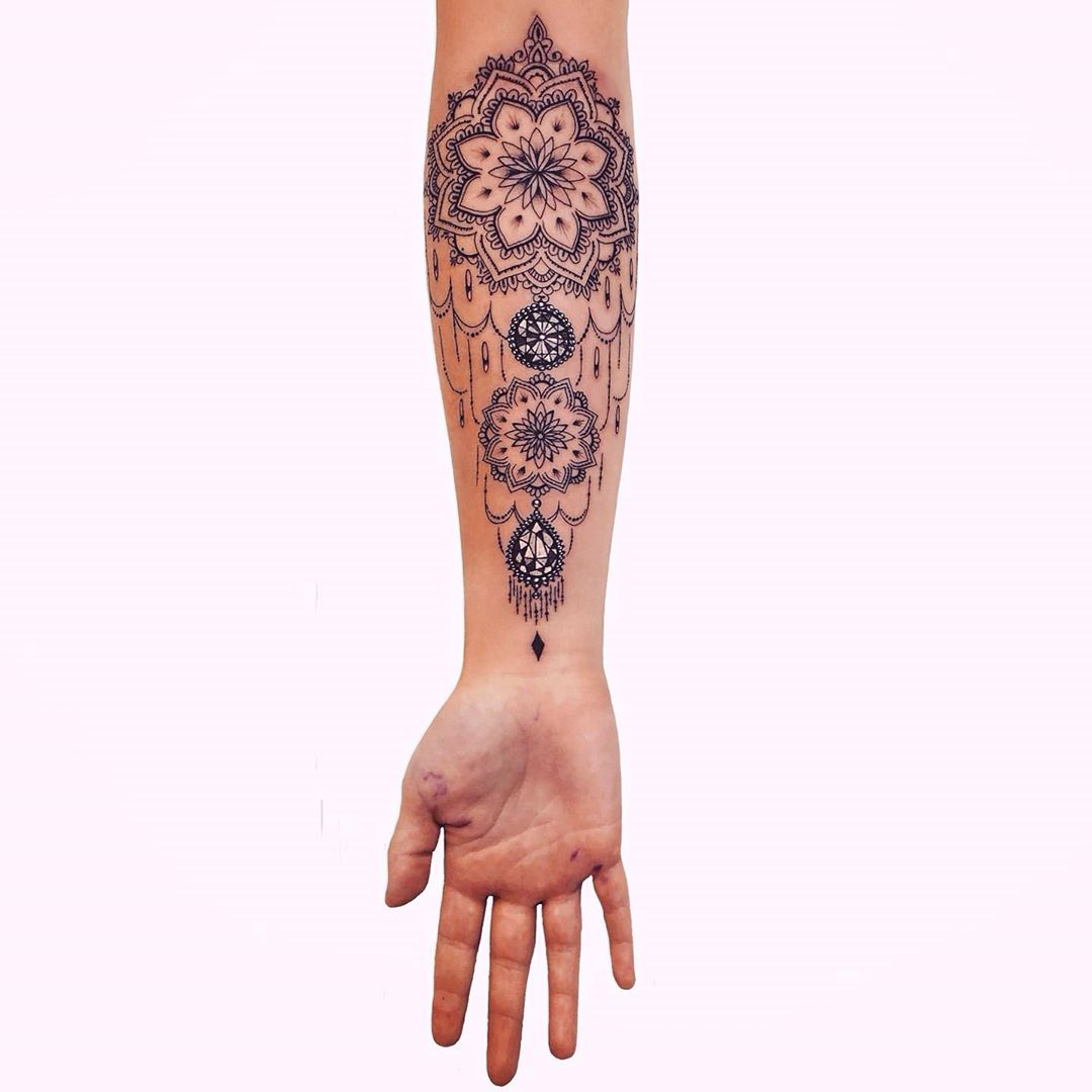 Татуировки-обереги от любого зла фото 22