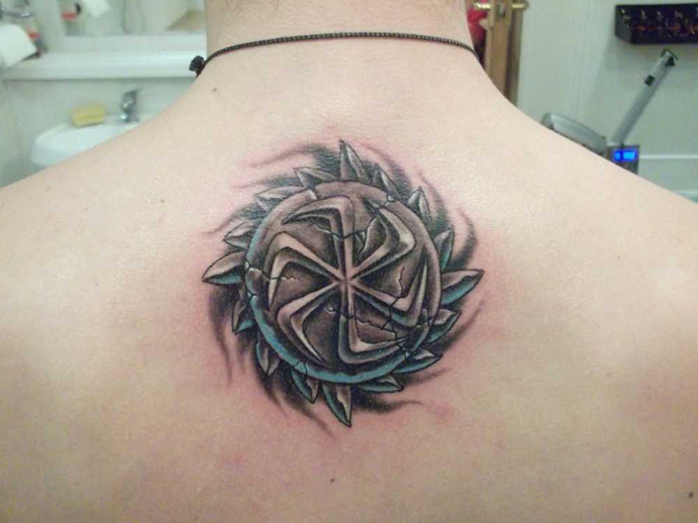 Татуировки-обереги от любого зла фото 2