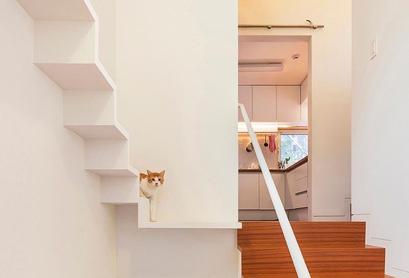 Квартирные идеи для кошек фото 17