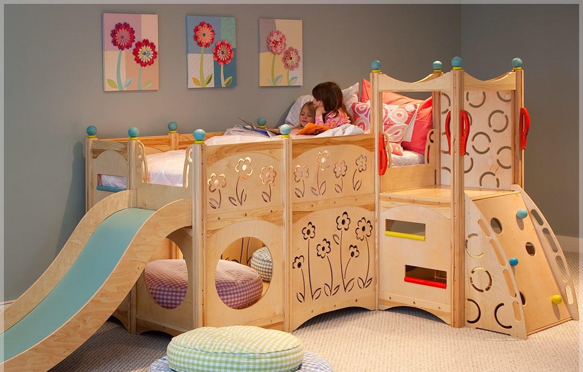 необычные детские комнаты фото 6