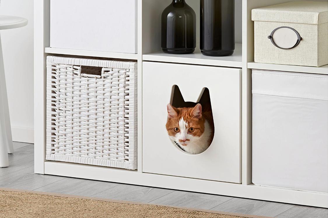 Квартирные идеи для кошек фото 9