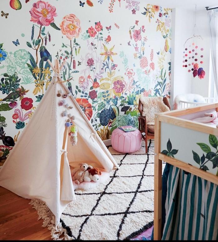 Дизайн интерьера детской комнаты фото 17