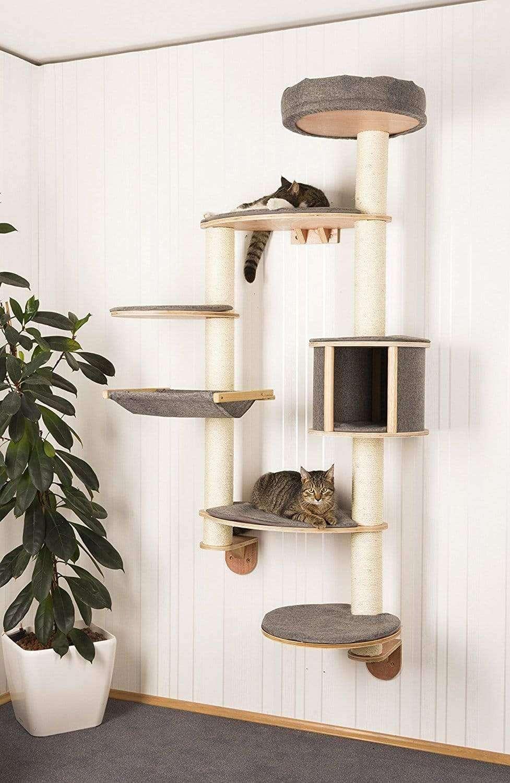 Квартирные идеи для кошек фото 5