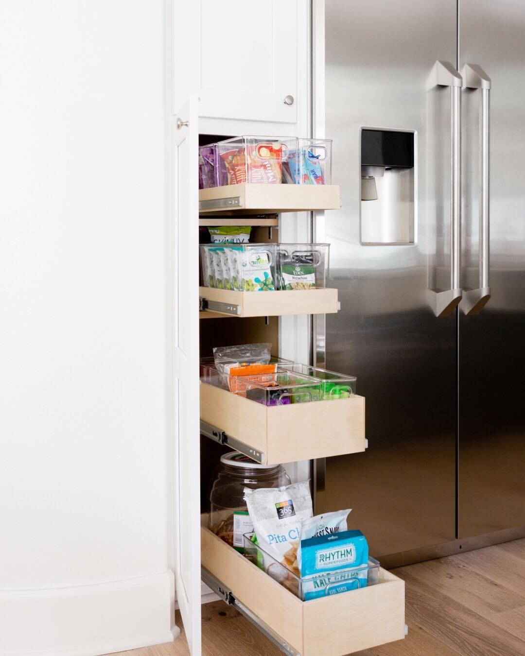 организация хранения на кухне фото 3