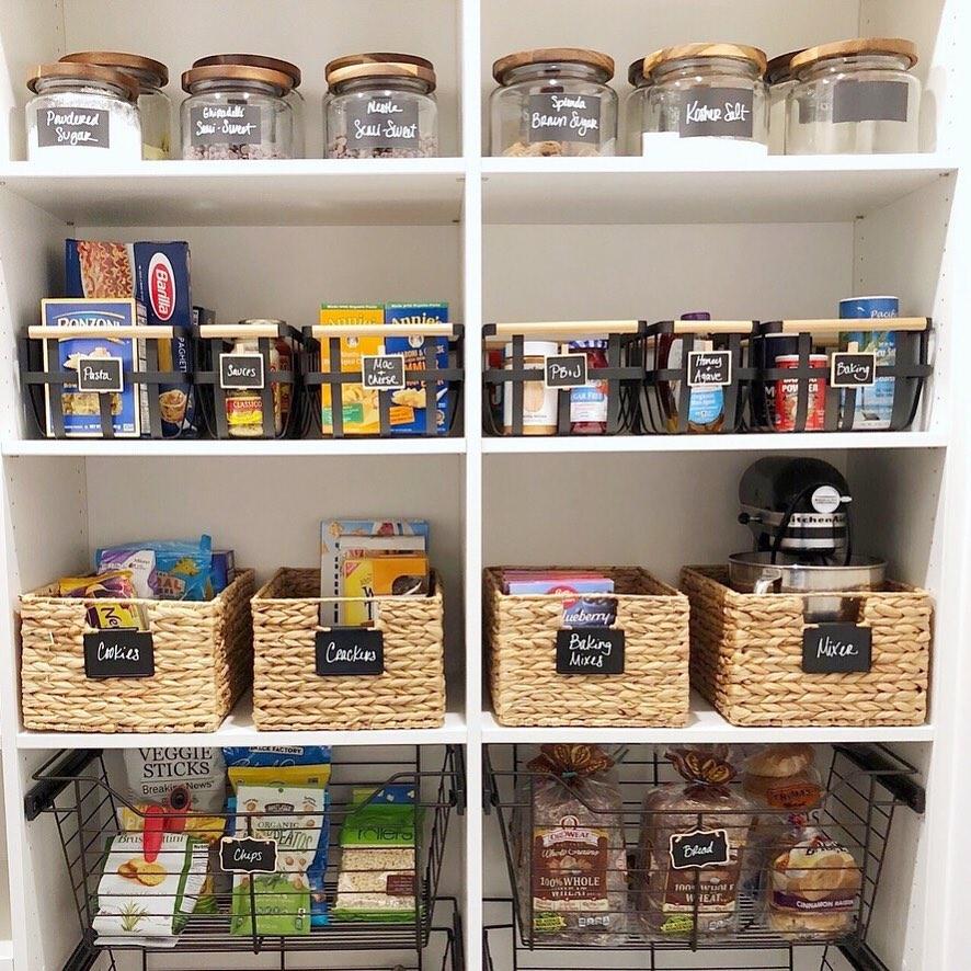 организация хранения на кухне фото 8