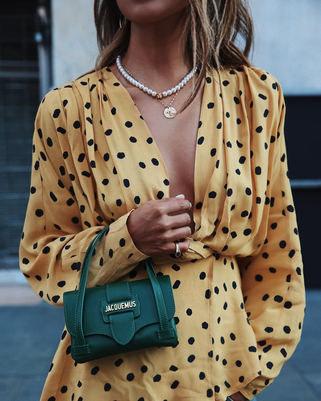 Модные аксессуары весна-лето 2020 фото 15