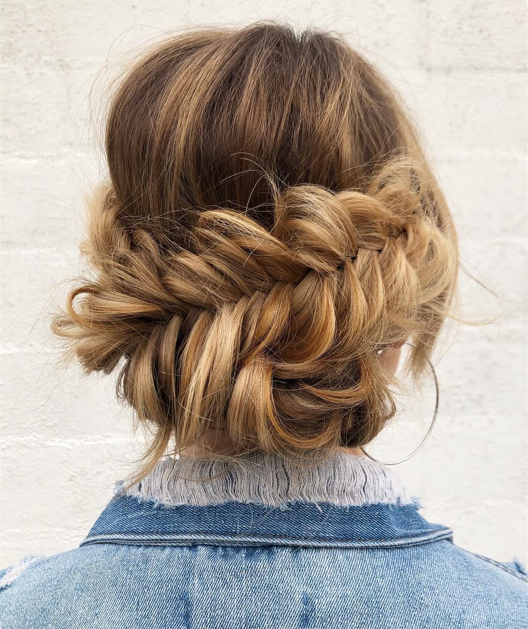 новинки для волос средней длины фото 15