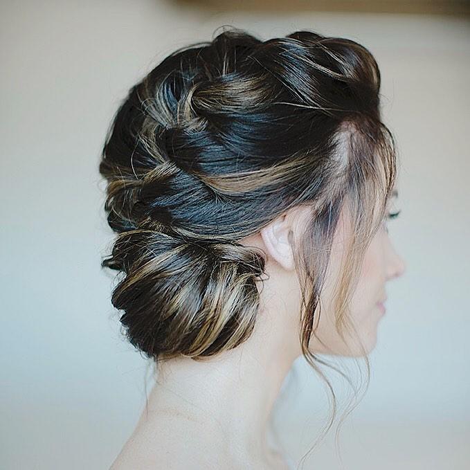 новинки для волос средней длины фото 14