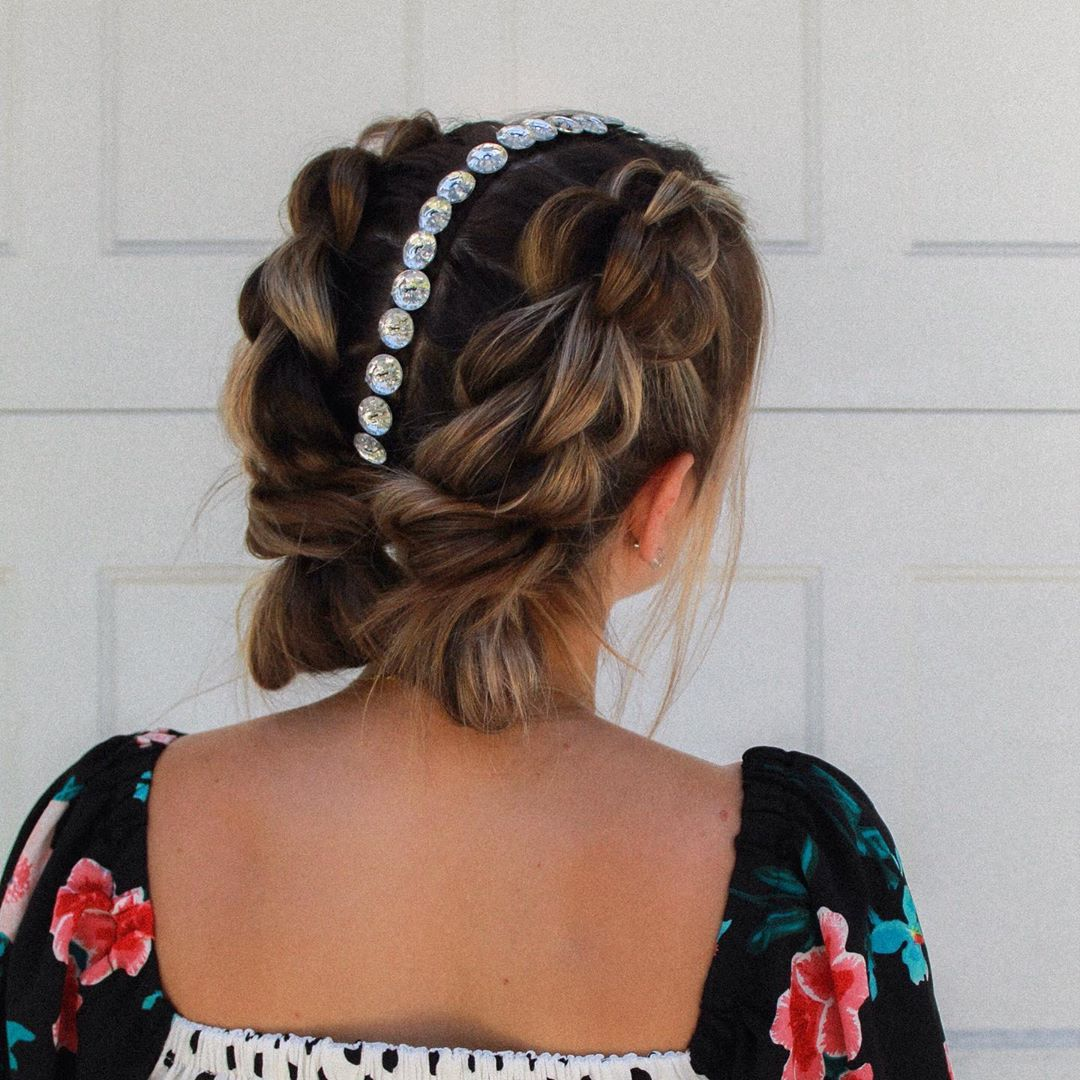 новинки для волос средней длины фото 17