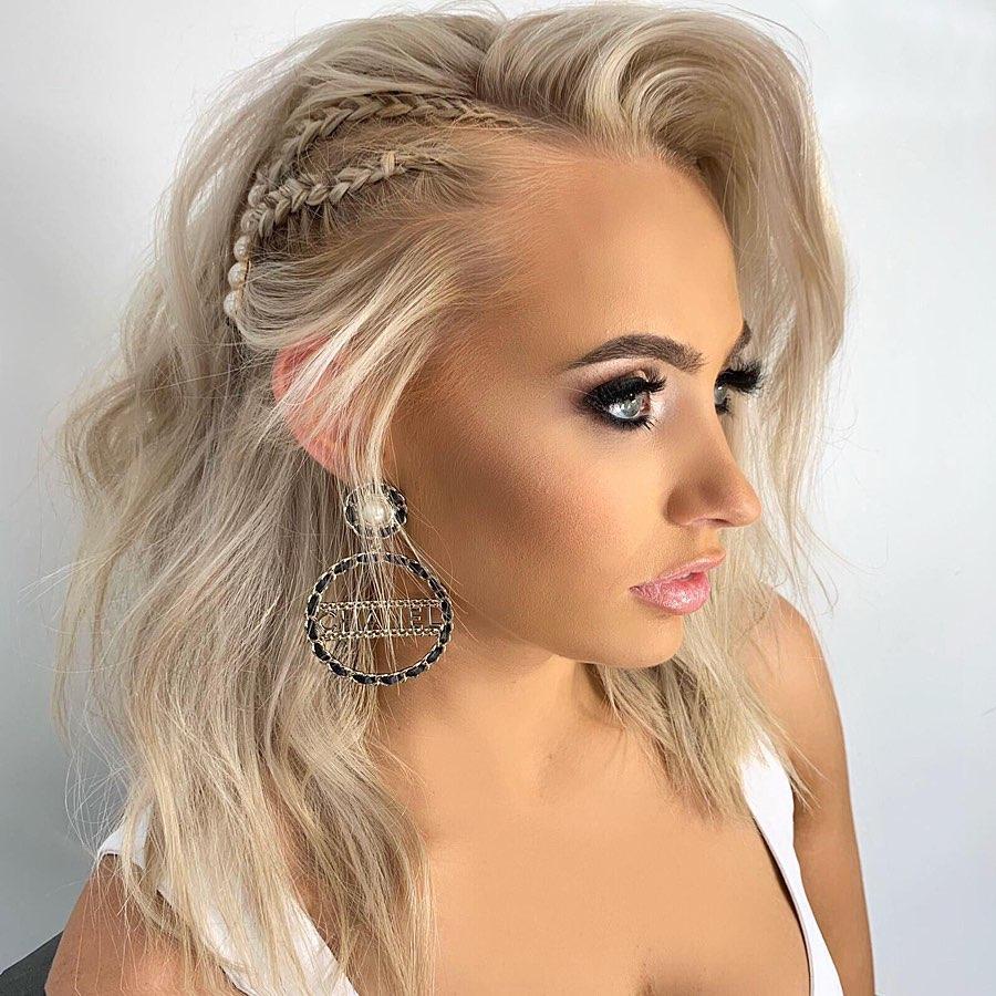 новинки для волос средней длины фото 5