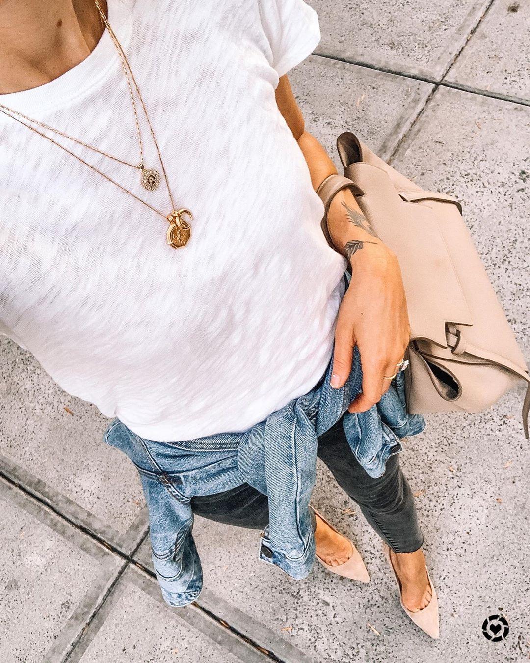 С какой обувью носить джинсы фото 7