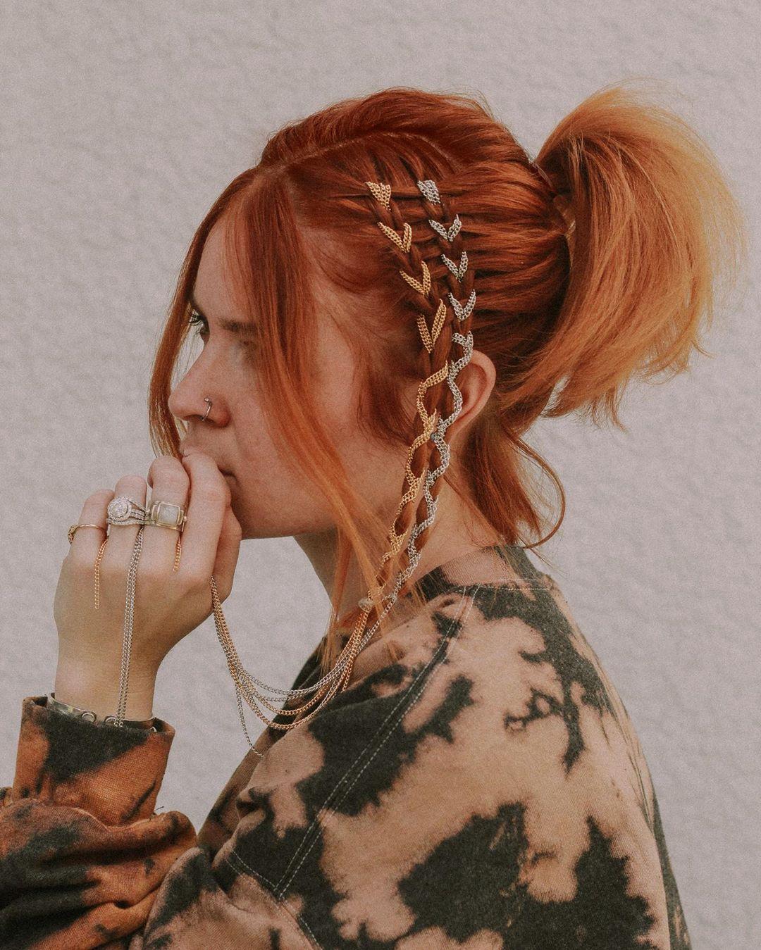 новинки для волос средней длины фото 18