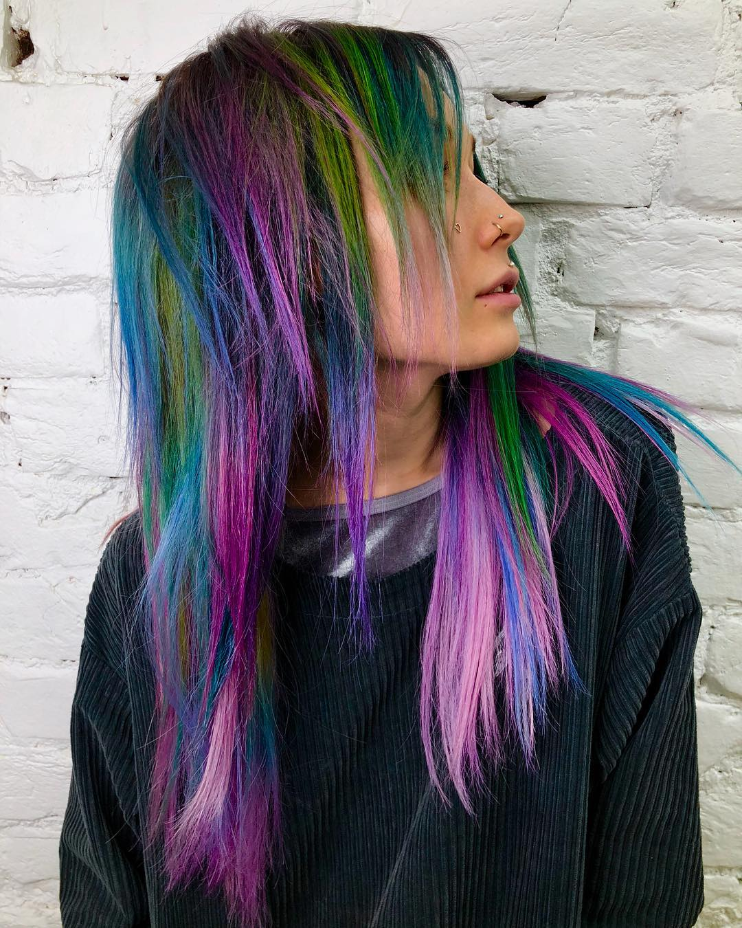 объем волос фото 1
