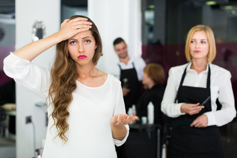 способы распознать плохого парикмахера фото 4