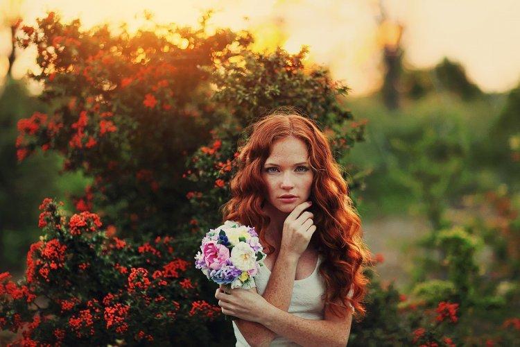 как убрать рыжий оттенок с волос фото 4