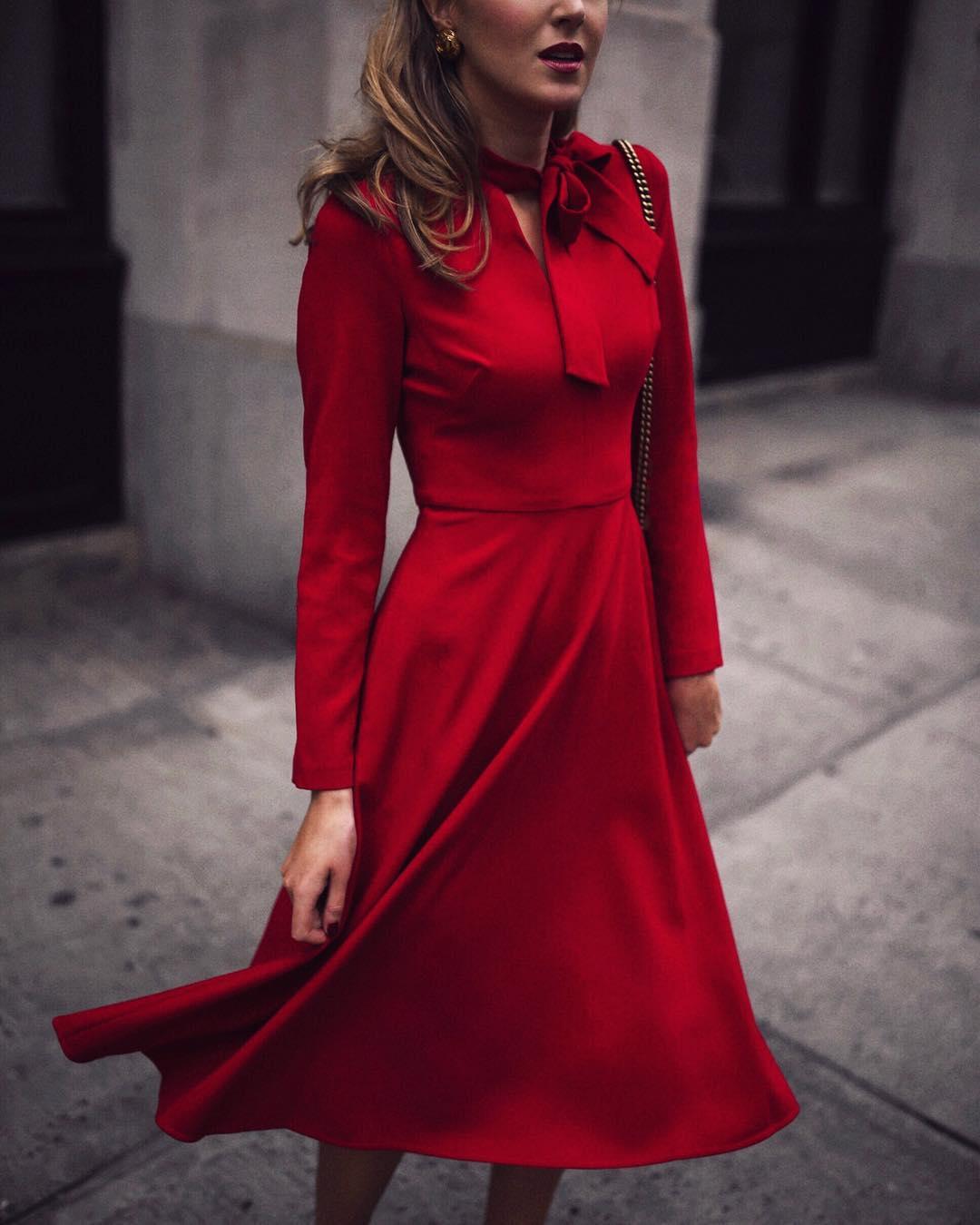 платье А-силуэта фото 7