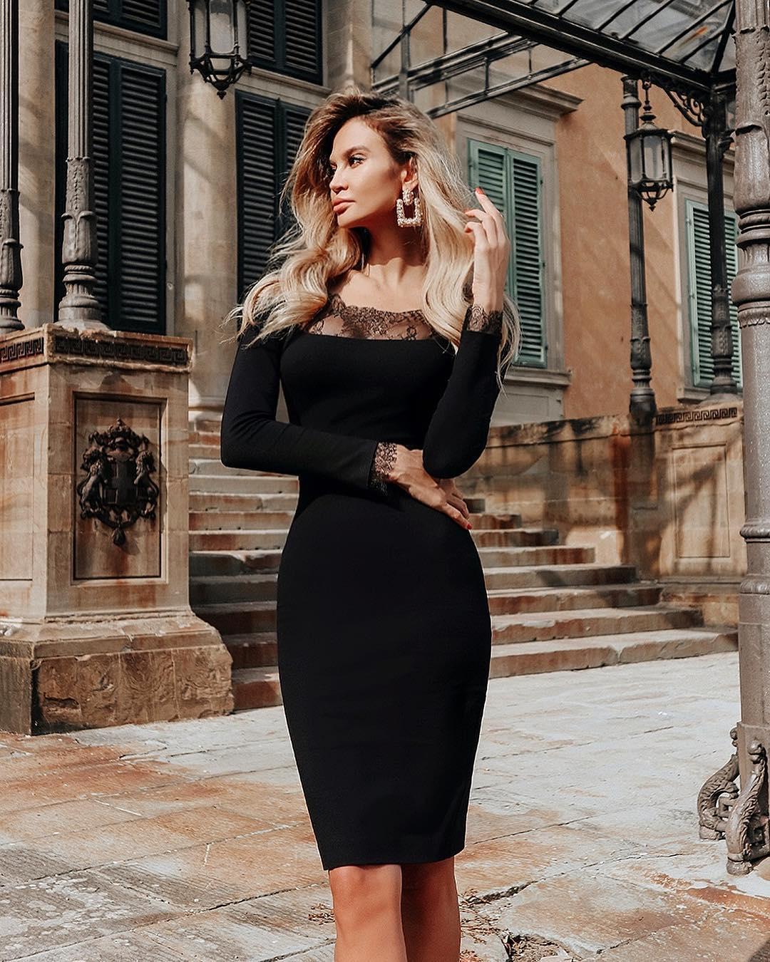 платье чулок фото 5