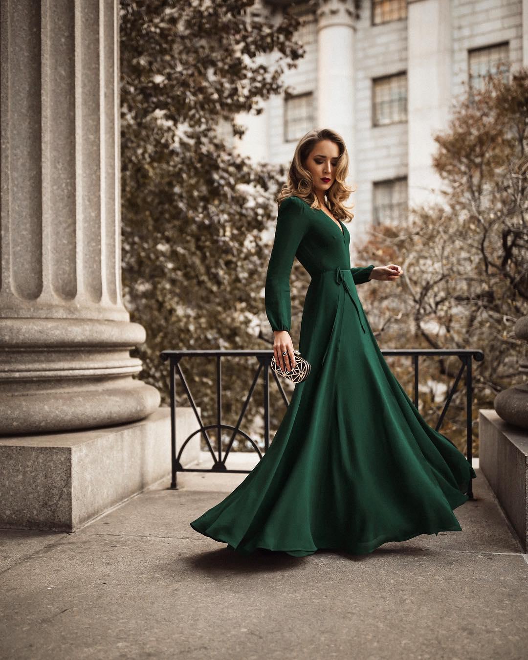 платье А-силуэта фото 6
