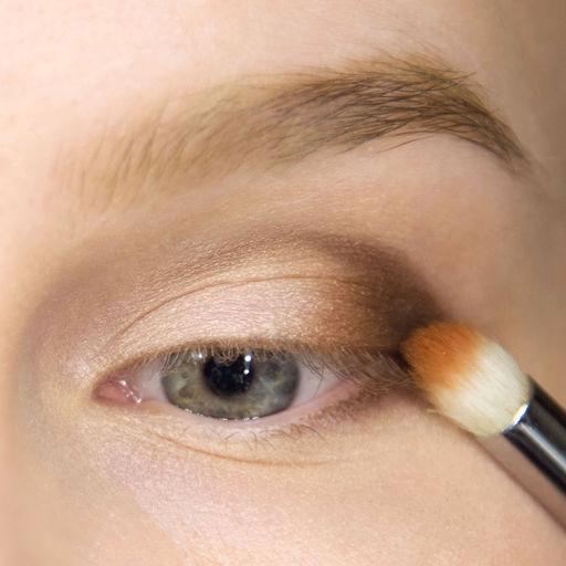 Попробуй повторить! Оригинальная рельефная техника макияжа глаз