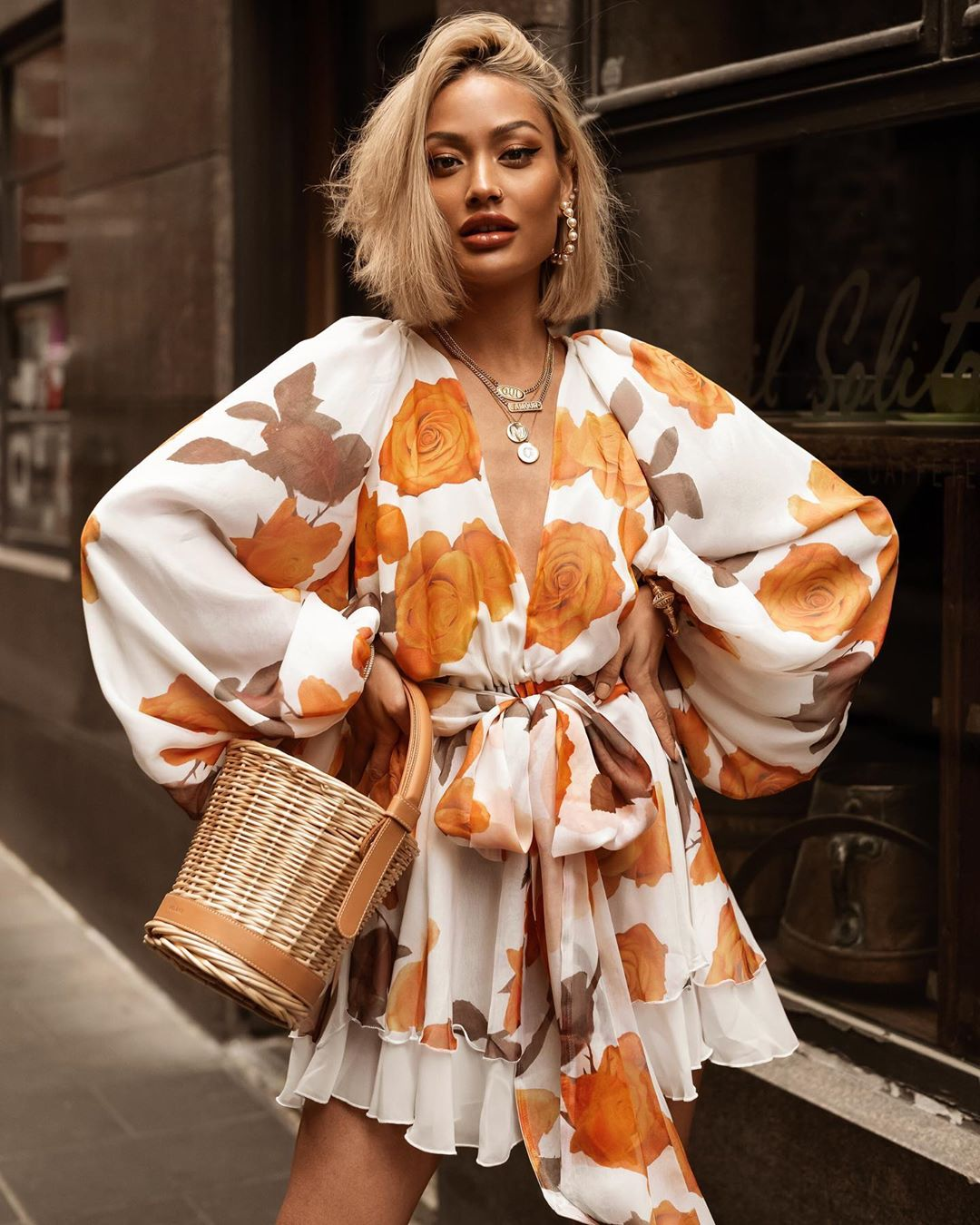 повседневные платья весна-лето 2020 фото 7