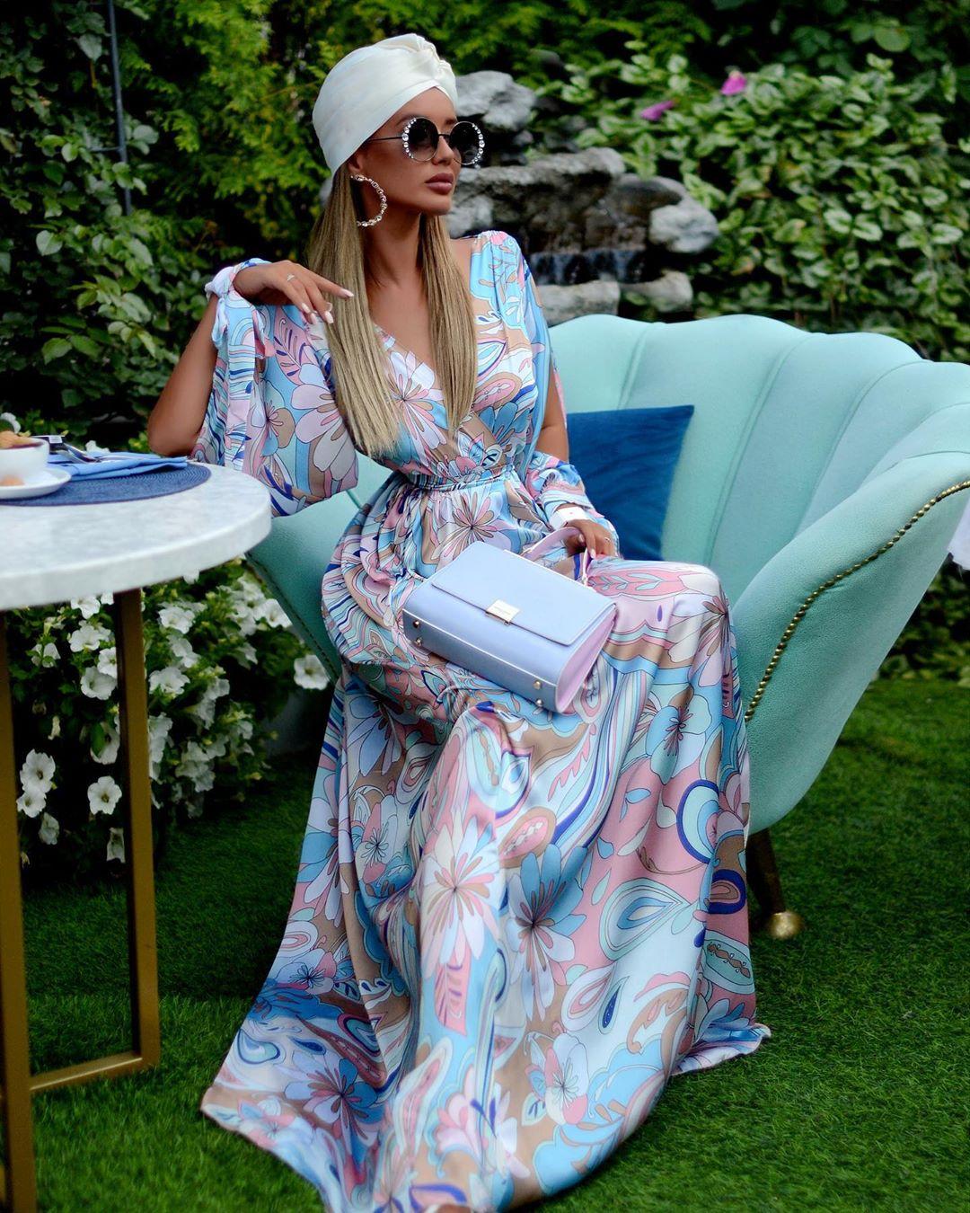 повседневные платья весна-лето 2020 фото 15