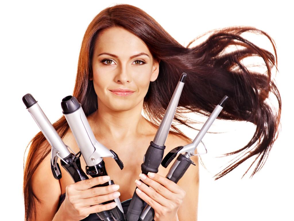 ошибки при укладке волос фото 4