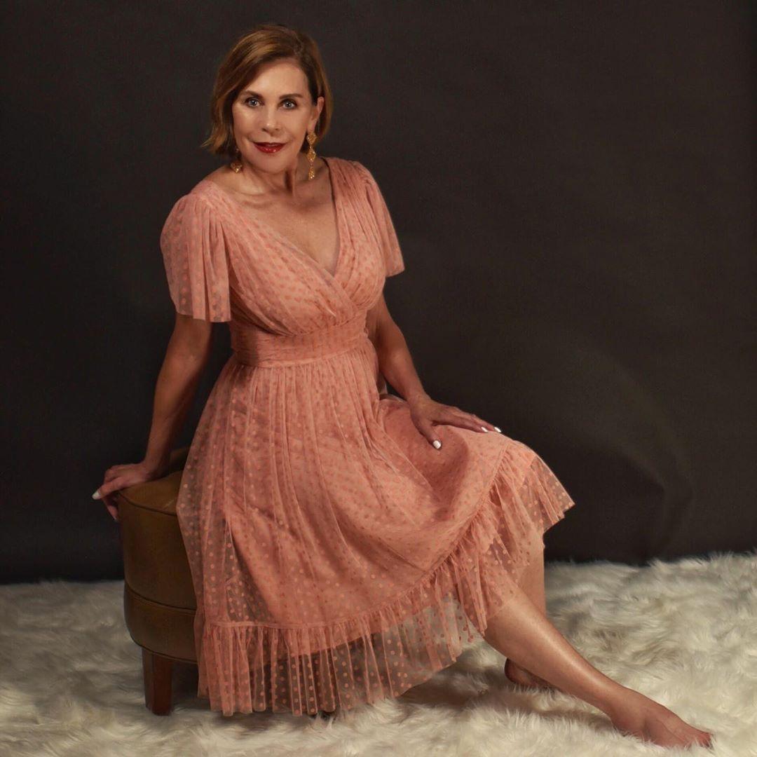 Летние платья для женщин 50 лет фото 15