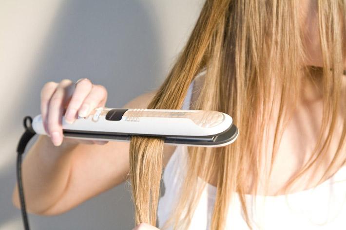 ошибки при укладке волос фото 8