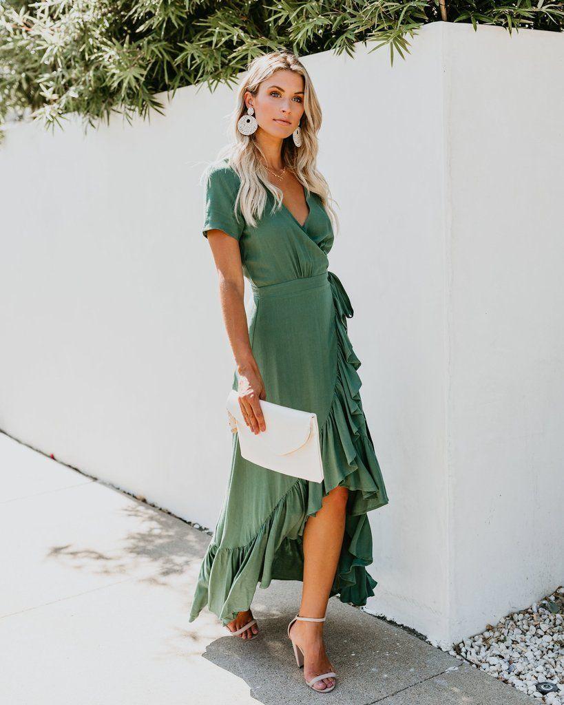 Длинные летние платья фото 1