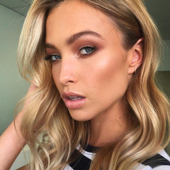 Медь и бронза – новый тренд 2017 в макияже глаз: 15 сногсшибательных доказательств