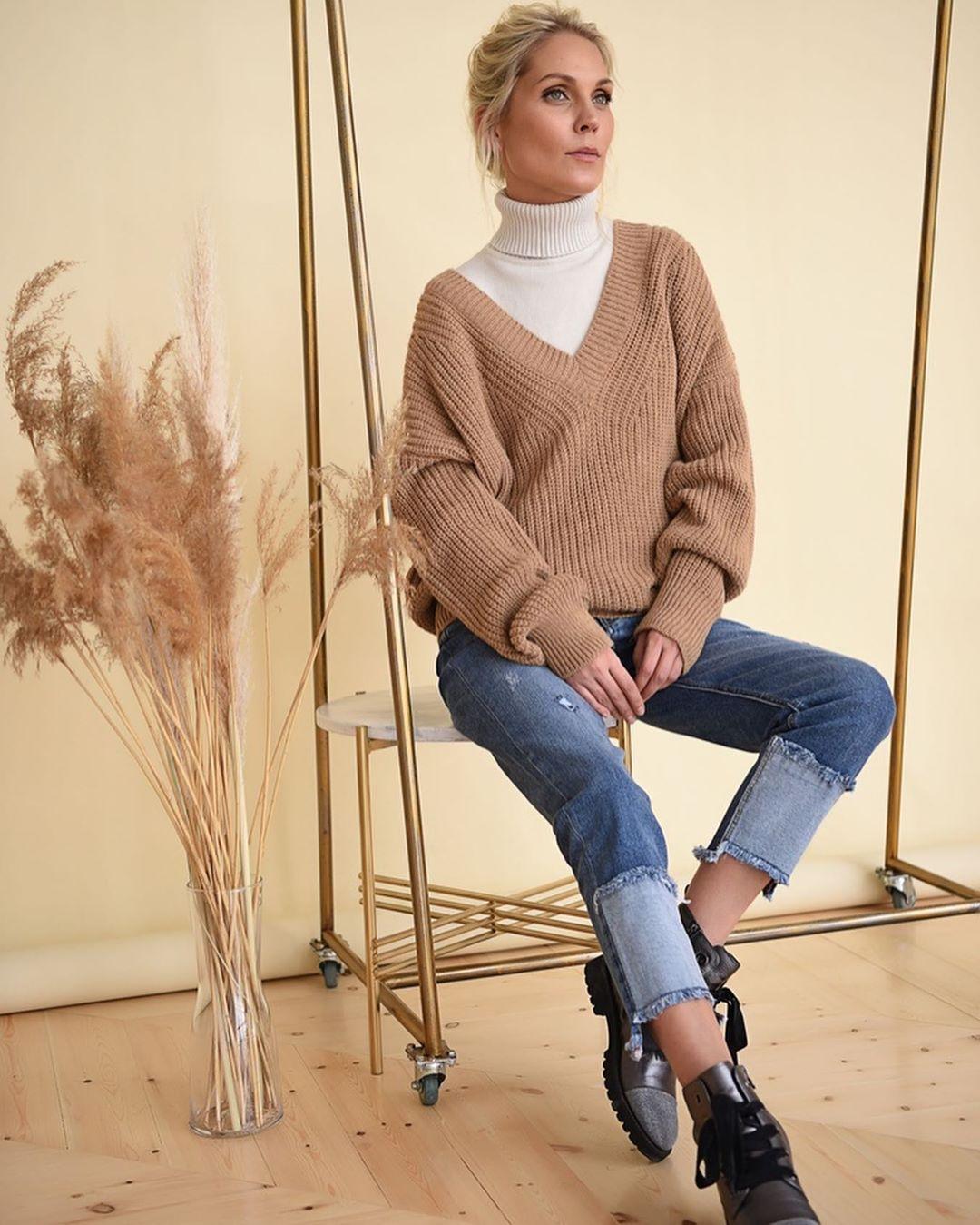 Пуловер фото 7