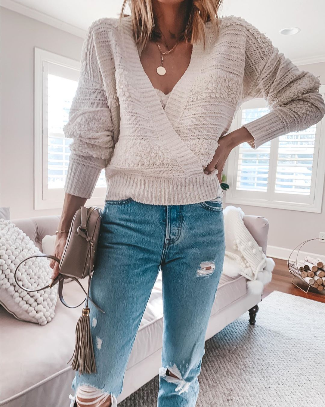 Пуловер фото 10