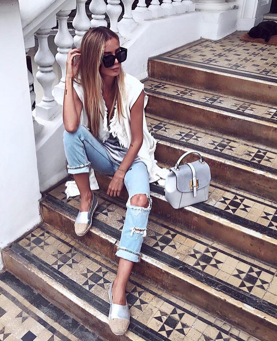 Сногсшибательные модные образы в стиле casual