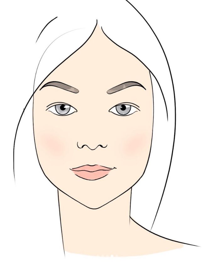 Как правильно придать форму бровям по типу лица в домашних условиях