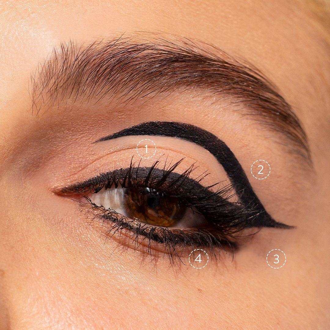 хитрости макияжа глаз фото 11