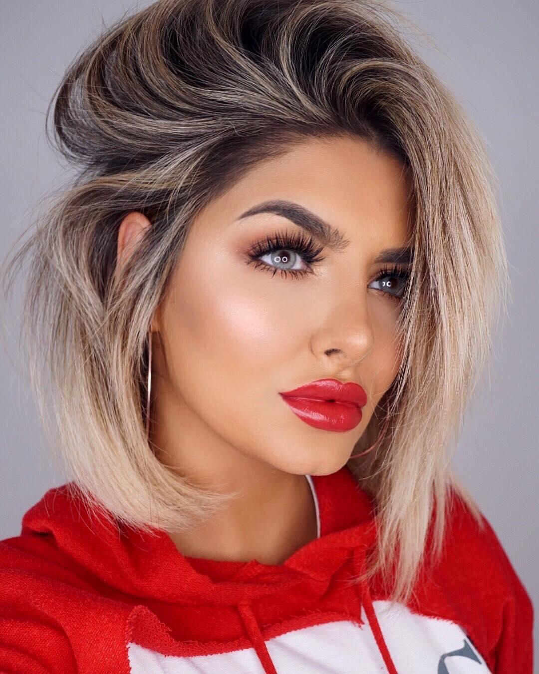 Окрашивание волос 2018: 15 стильных идей