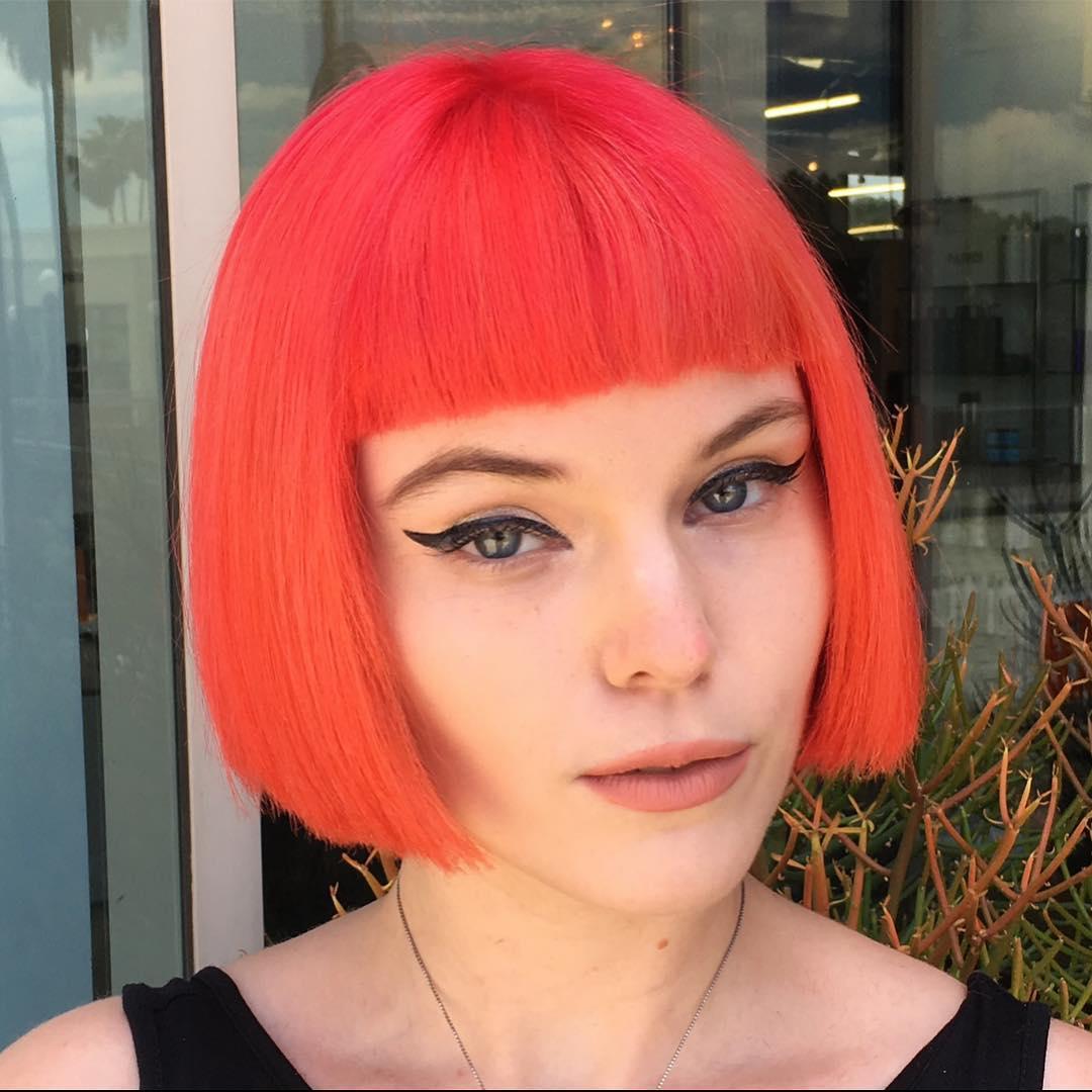 Как быстро уложить короткие волосы фото 22