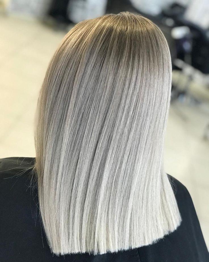 окрашивание волос весна 2020 фото 6