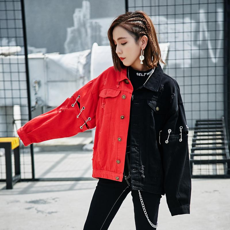 Красная куртка фото 14