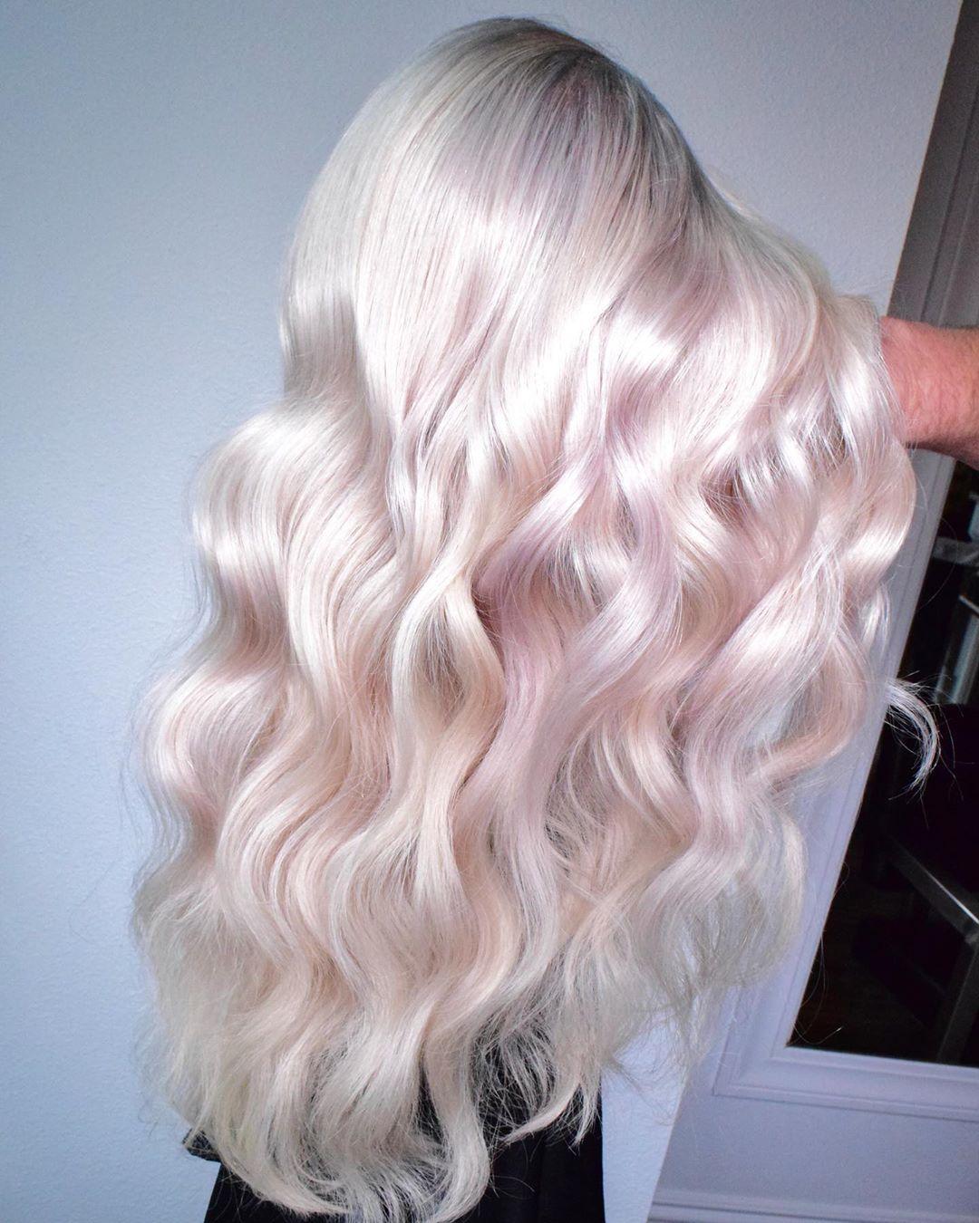 Окрашивание волос 2020 фото 7