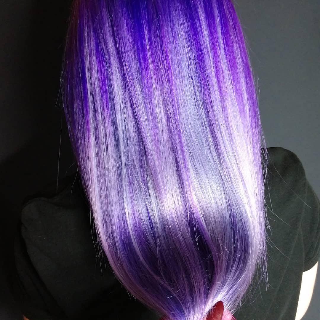 Окрашивание волос 2020 фото 1
