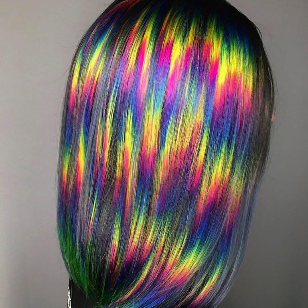 Окрашивание волос 2020 фото 4