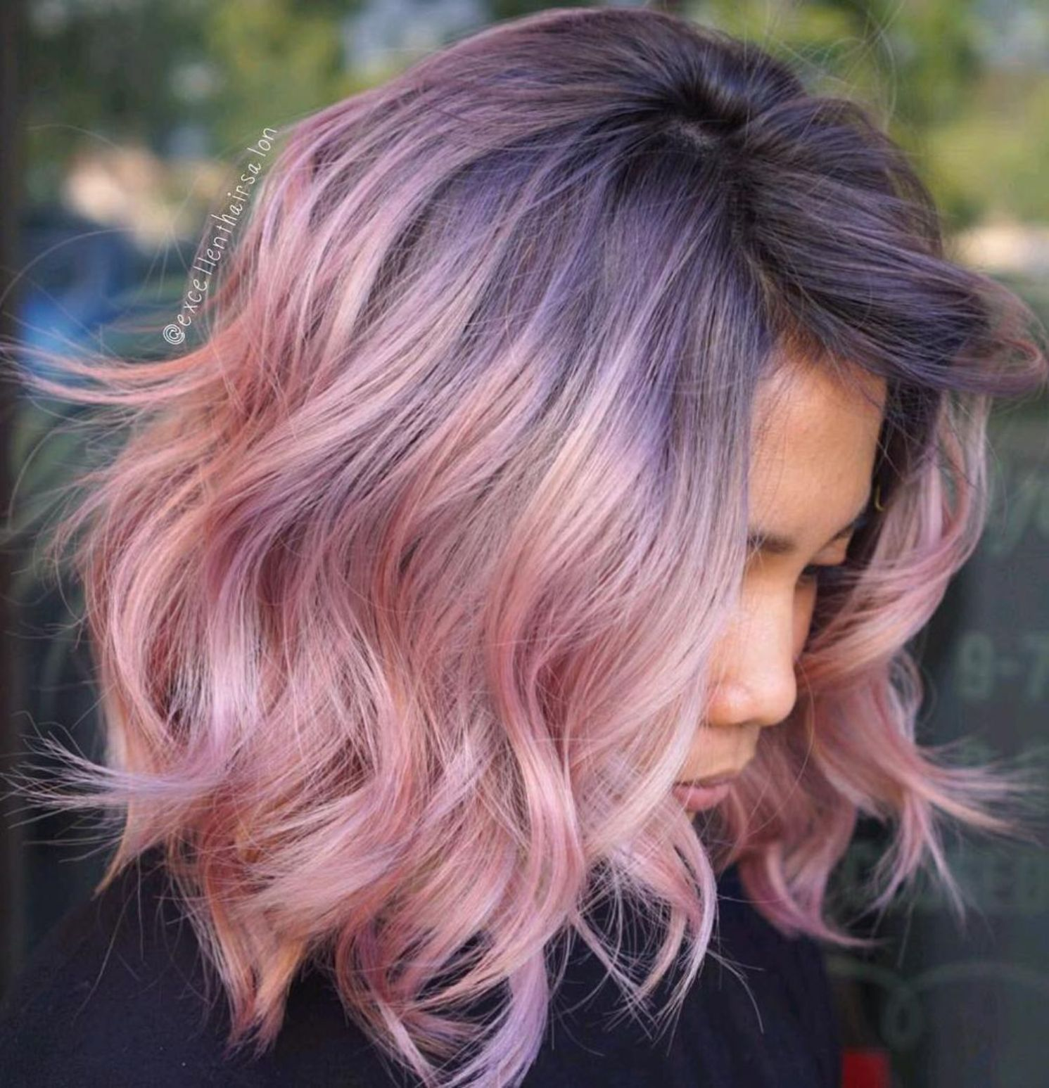 Окрашивание волос 2020 фото 3