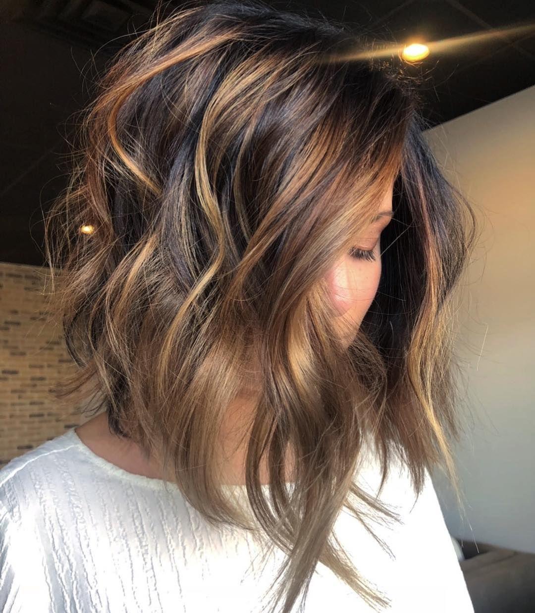 Окрашивание волос 2020 фото 10