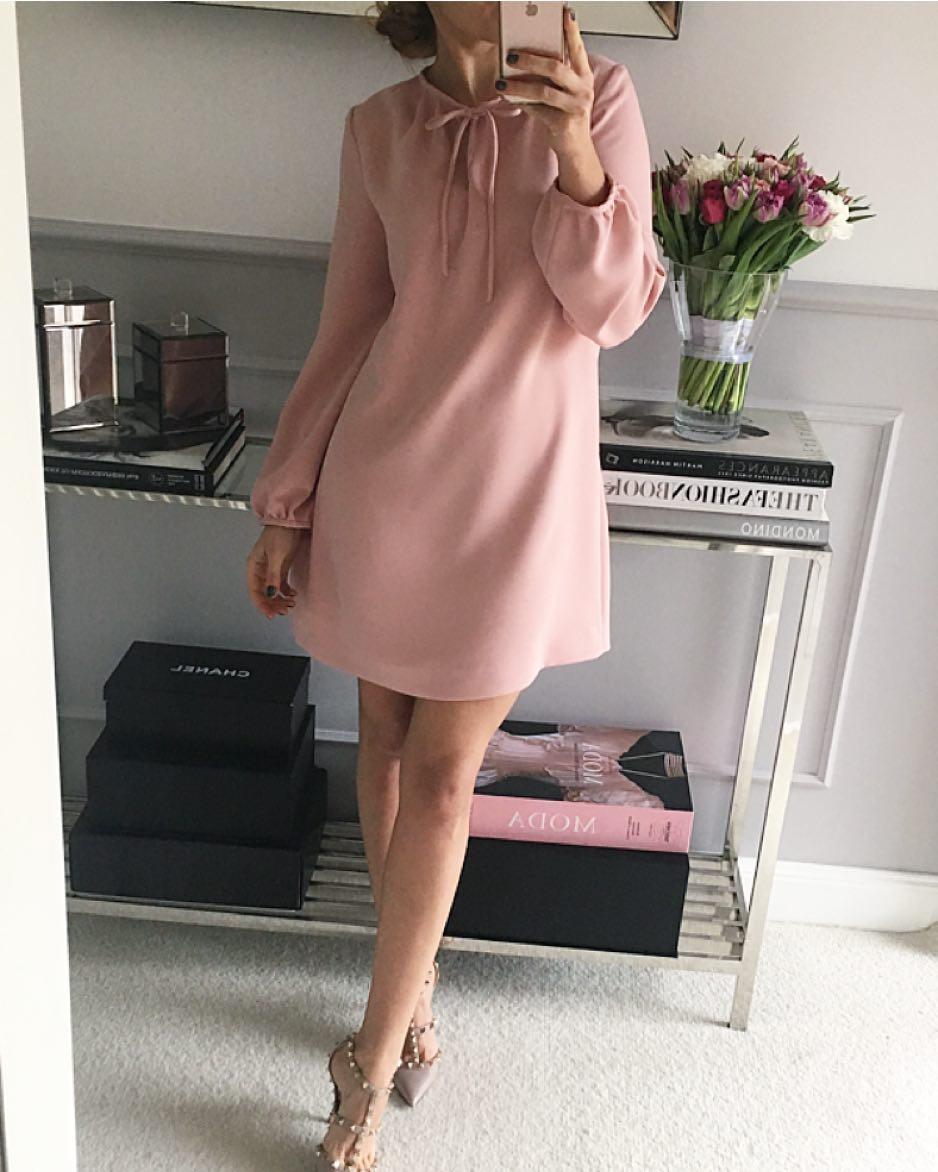 Платье-трапеция 2020 фото 8